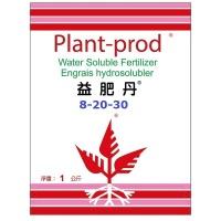 益肥丹 8-20-30  高鉀